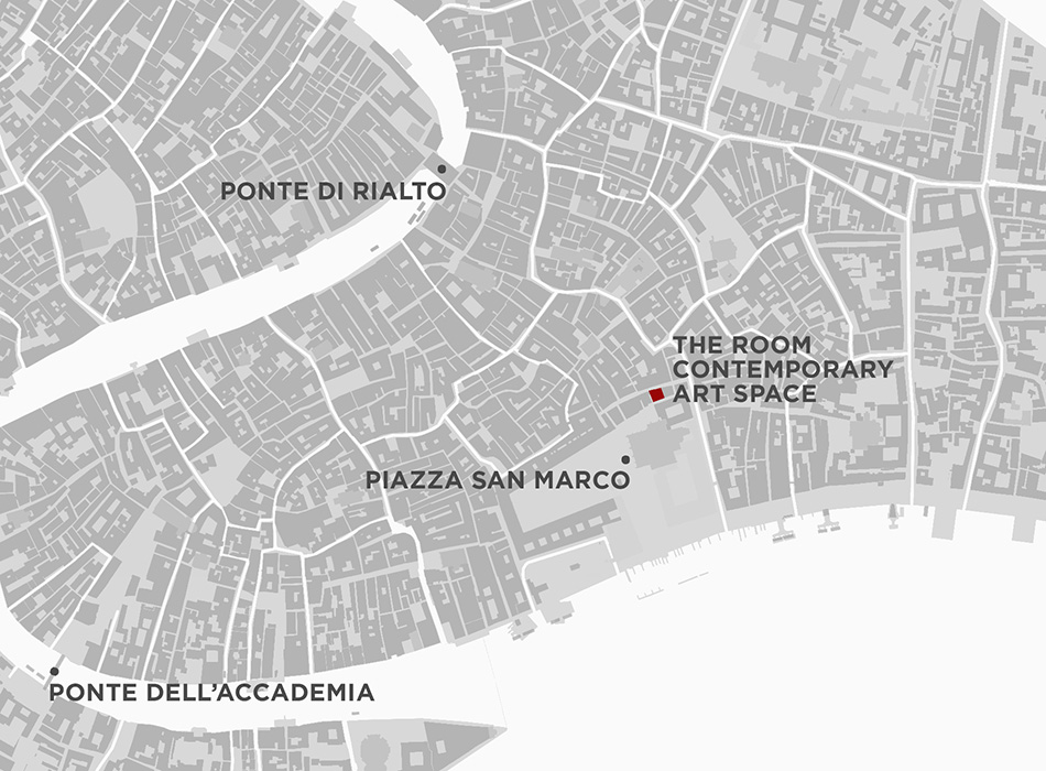 Venezia Location Map