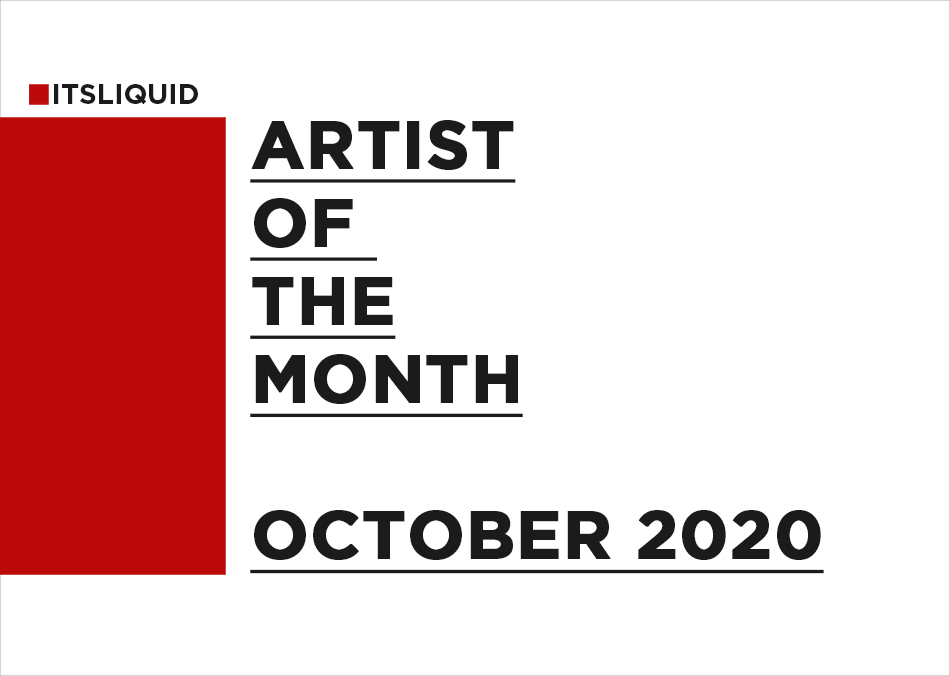 Artist Of The Month October2020