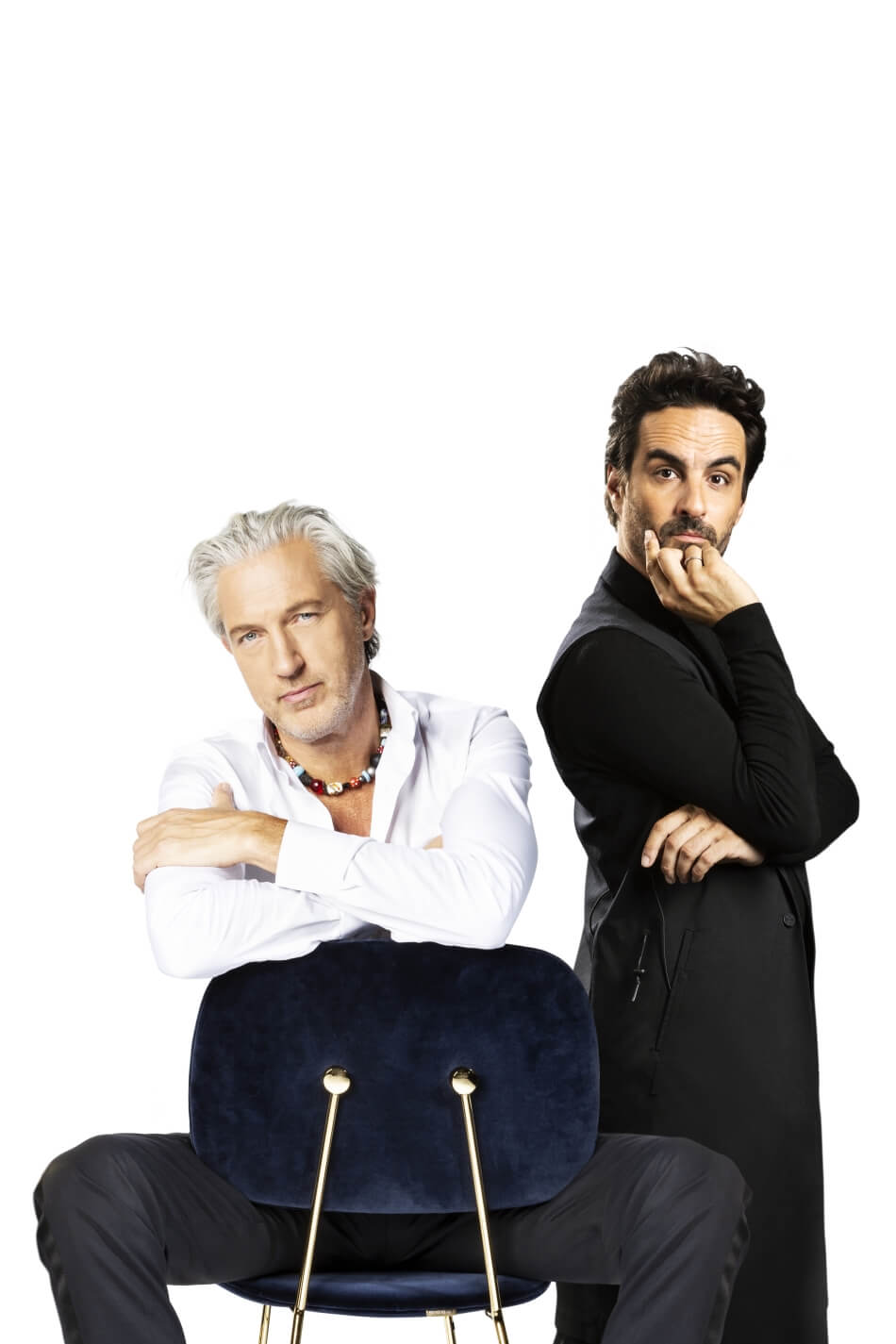 Marcel Wanders and Gabriele Chiave