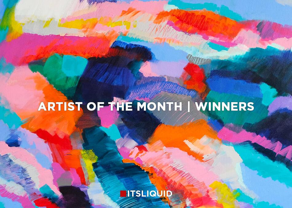 Artist Of The Month Winners September2020