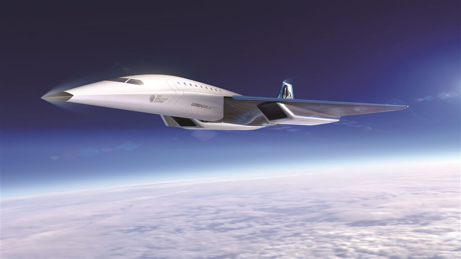 Virgin Galactic 001