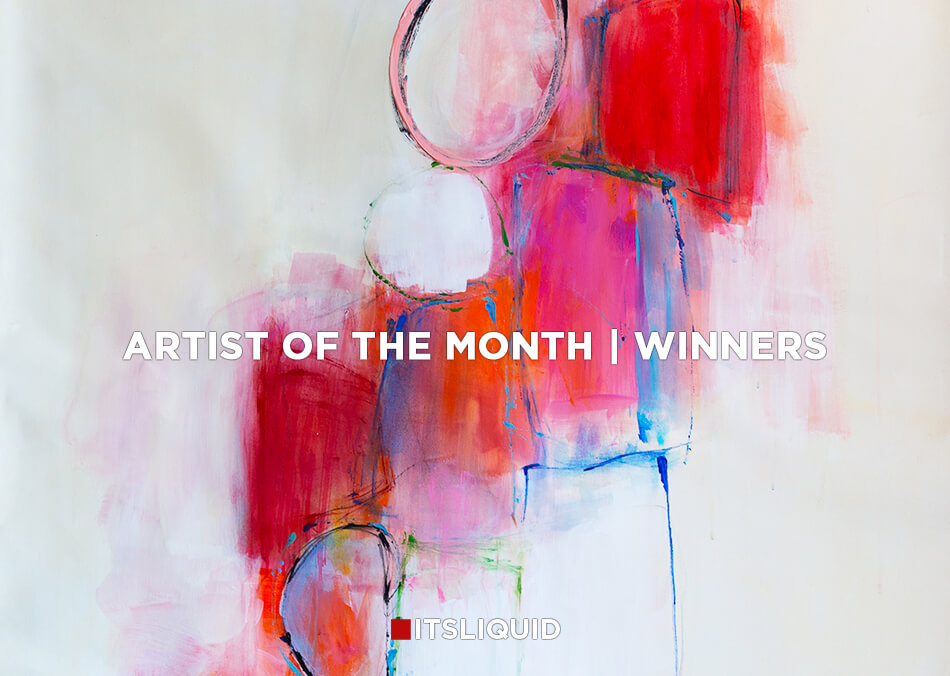 Artist Of The Month Winners October2020