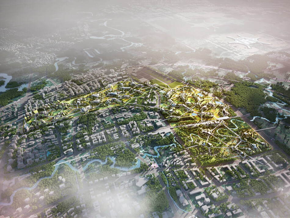 Chengdu Sky Valley