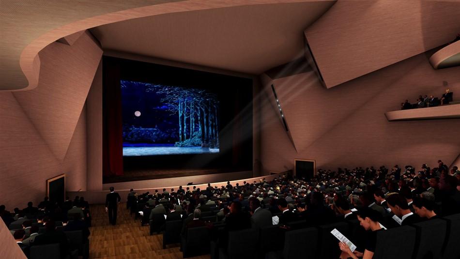 Museum and Theatre Complex_Coophimmelblau4