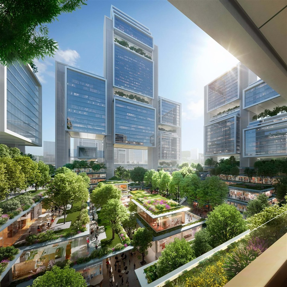 Guangming Hub Foster 2