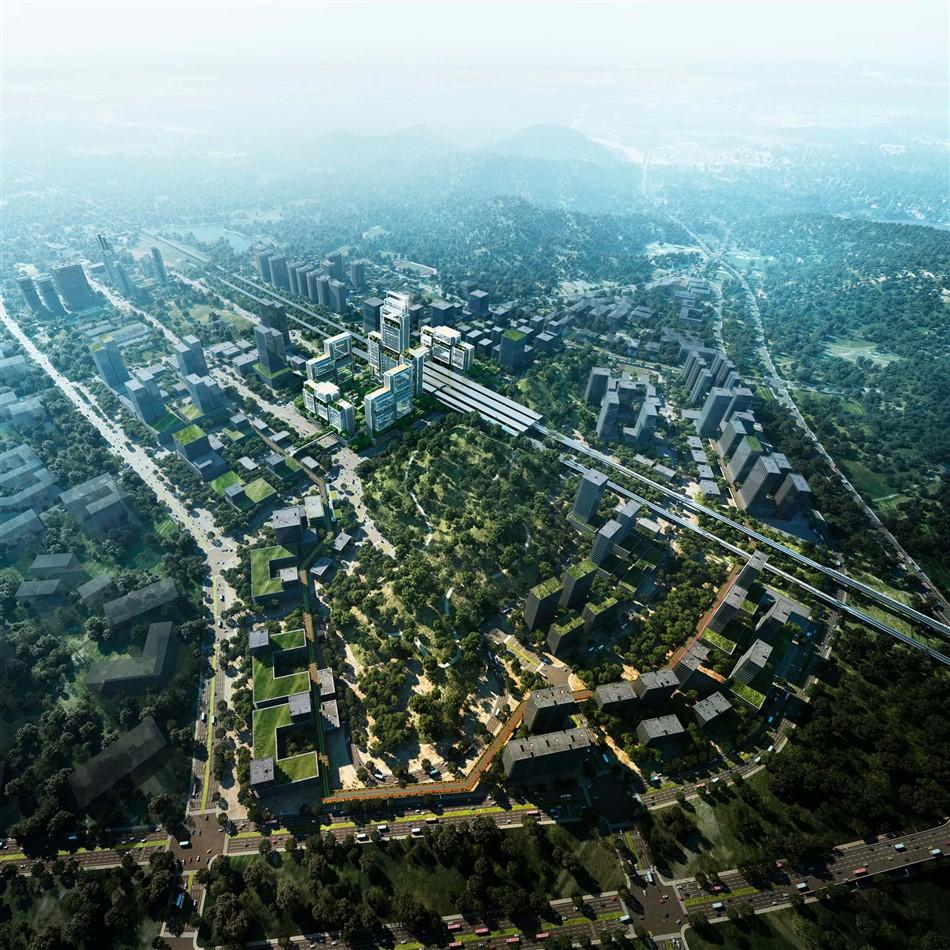 Guangming Hub Foster 3