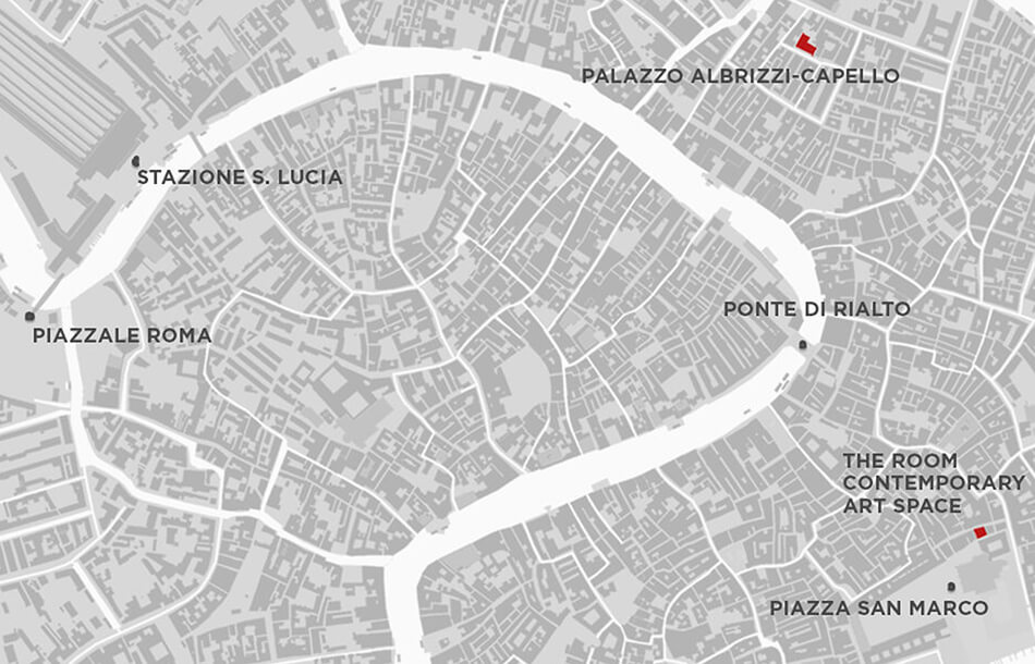 Itsliquid Venice Map