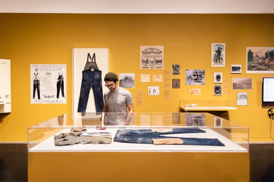 Levi Strauss: A History of American Style