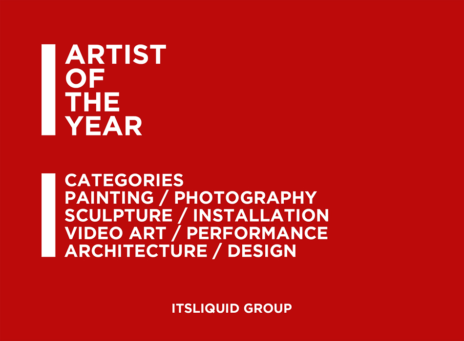Artist Of The Year Categories