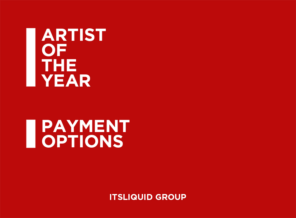 Artist Of The Year Payment