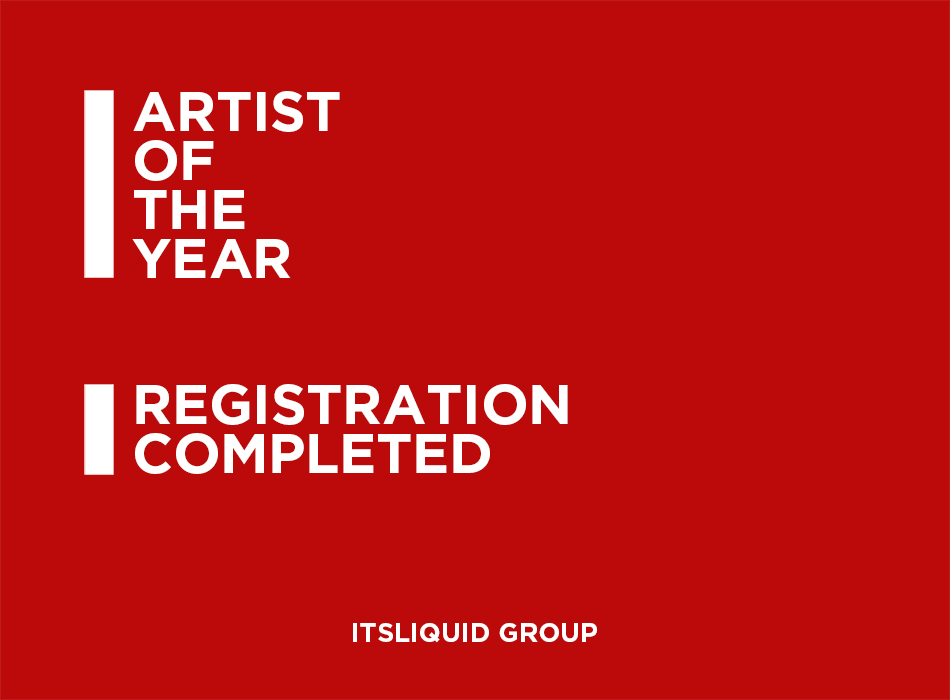 Artist Of The Year Registration