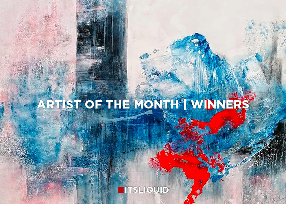 Artist Of The Month Winners Nov2020