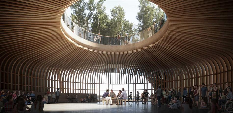 Kpmb Architects New Art Gallery 12