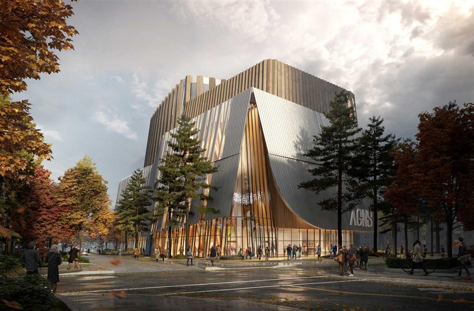 Kpmb Architects New Art Gallery 6