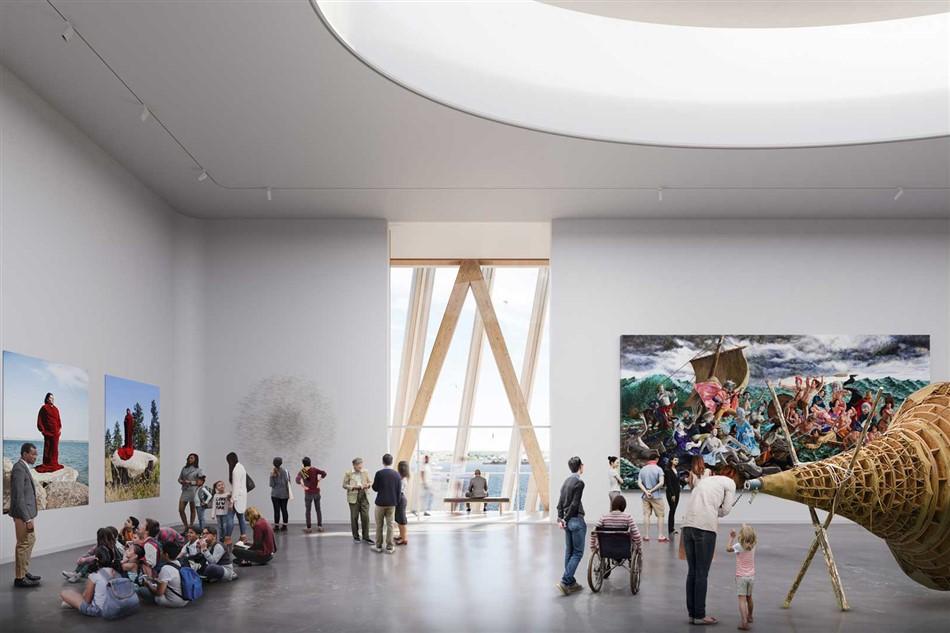 Kpmb Architects New Art Gallery 9