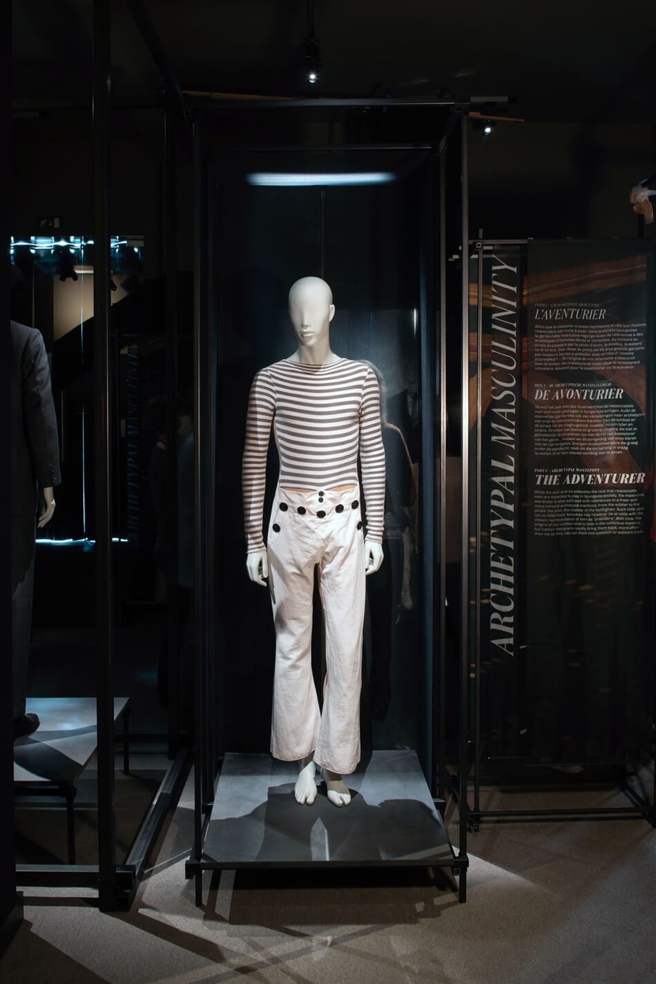 Masculinities Fashionlacemuseum Brussel 005