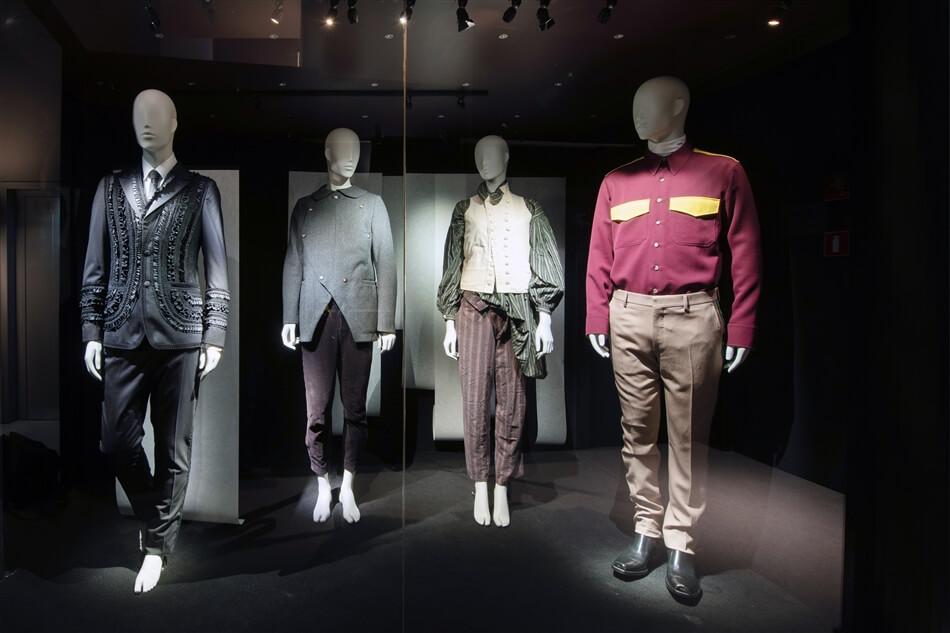 Masculinities Fashionlacemuseum Brussel 007