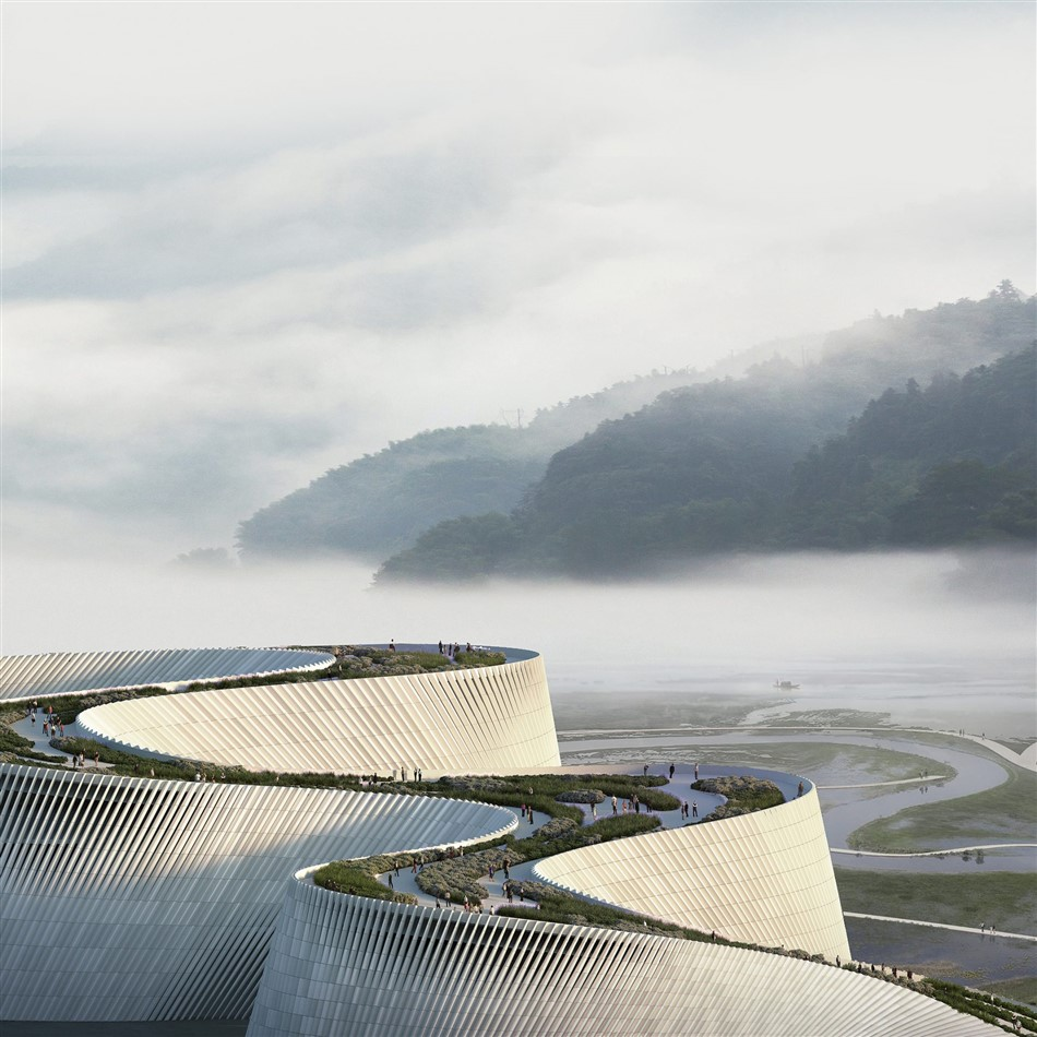 The New Shenzhen Natural History Museum By B+h, 3xn, And Zhubo Design 5