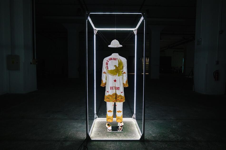 Choy Ka Fai Uncle Ho Who Can Recall Your Future Lives 2021 Image Courtesy Of Singapore Art Museum 1