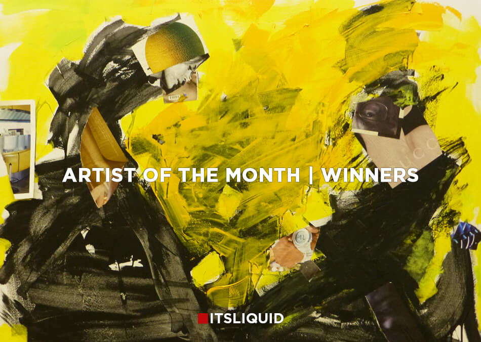 Artist Of The Month Winners Dec2020