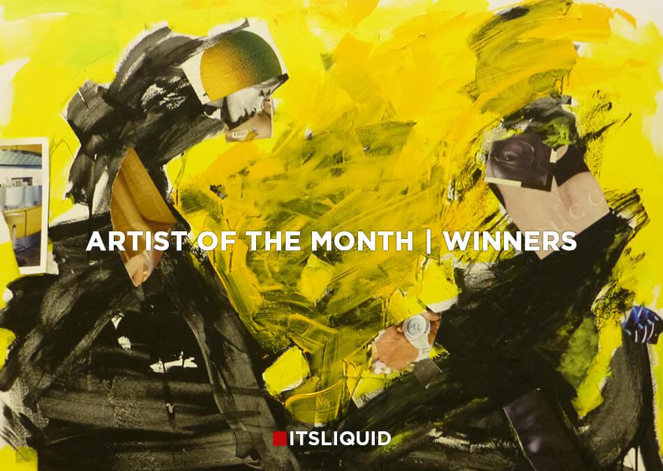 Artist Of The Month Winners Dec2020