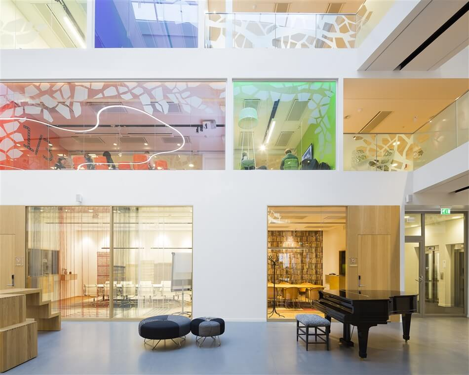 Sweco's Headquarters Stockholm by Sweco