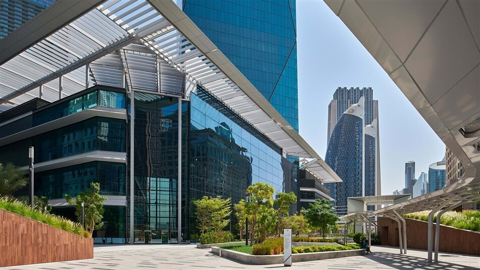 ICD Brookfield Place by Foster + Partners