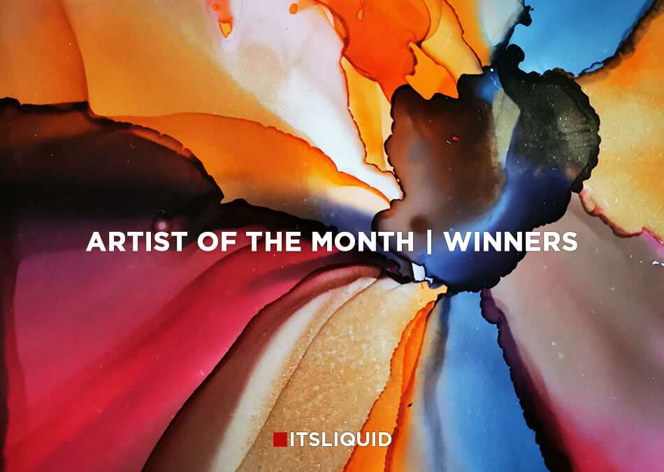 Artist Of The Month Winners Jan2021