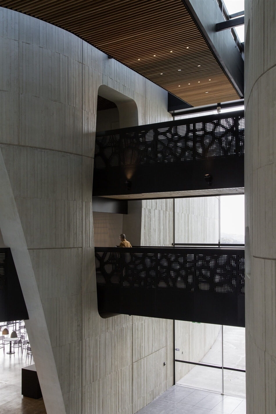 Nan Tien Education and Cultural Centre by Woods Bagott 003