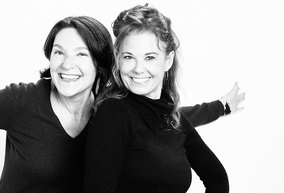 Liz Stubbs & Penny Treese