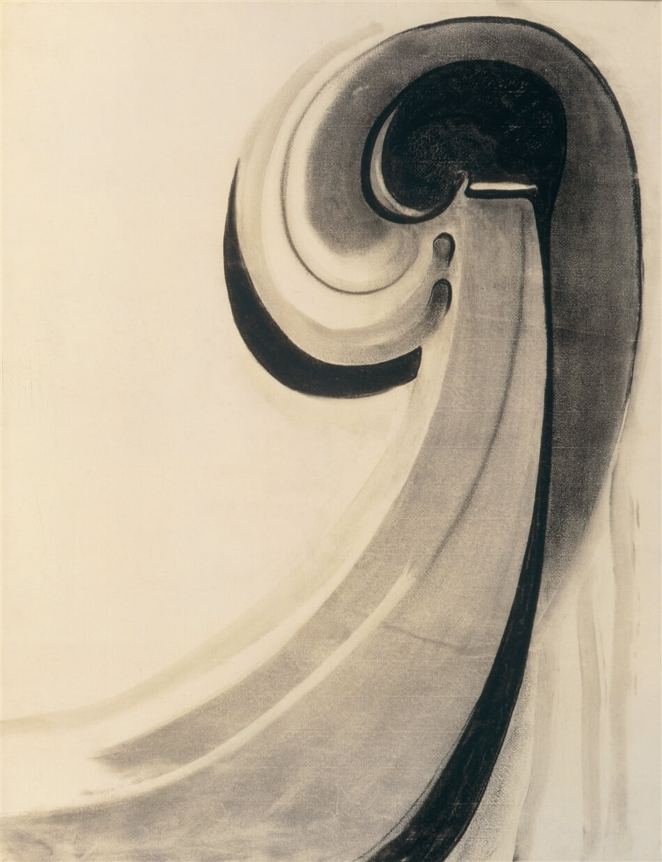 Georgia O'Keeffe at Thyssen-Bornemisza National Museum