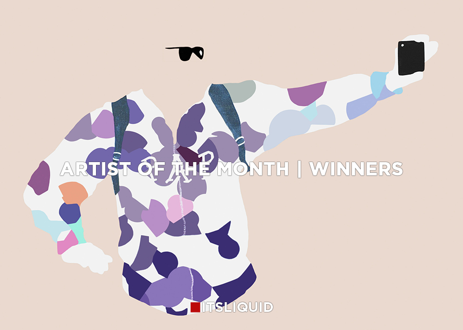 Artist Of The Month Winners Mar2021