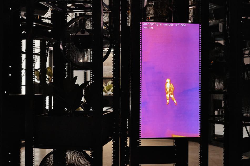 Entanglement - The Irish Pavilion