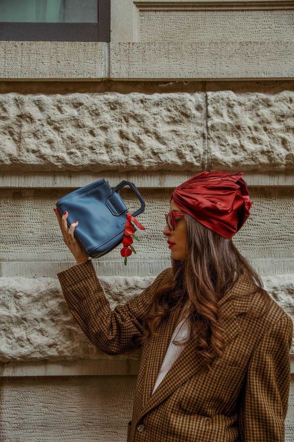 BEHUMAN - Wafaa Handbags