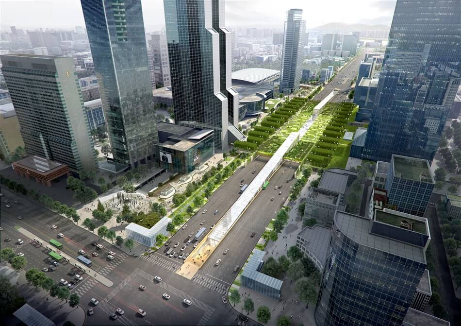 Dominiqueperraultarchitecte Seoul 003
