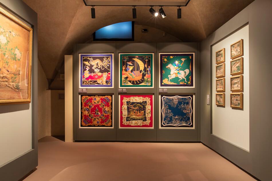 Museo Salvatore Ferragamo Silk