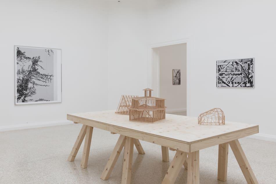 America Framing - The United States Pavilion