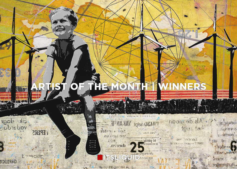 Artist Of The Month Winners May2021 1