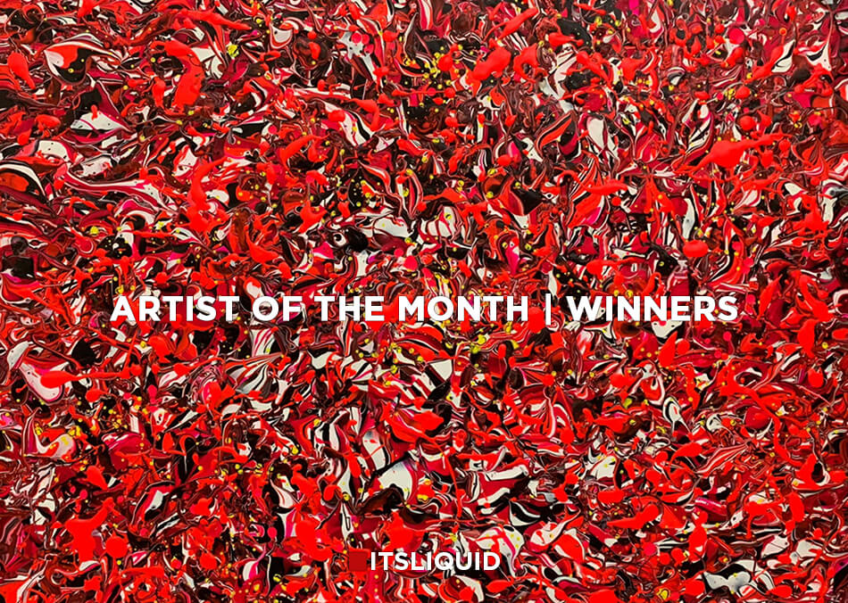 Artist Of The Month Winners May2021