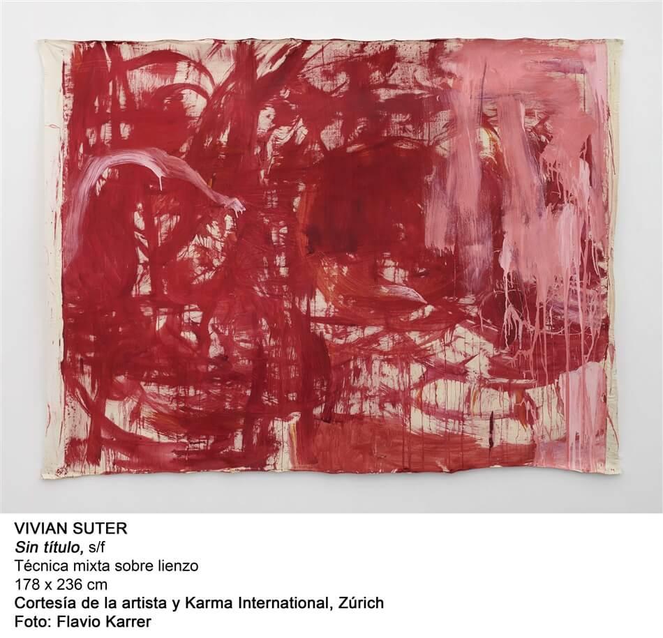Vivian Suter Madrid 016