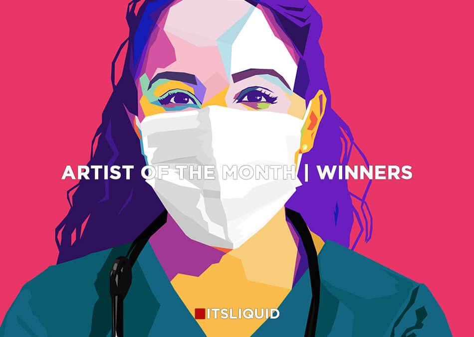 Artist Of The Month Winners August2021
