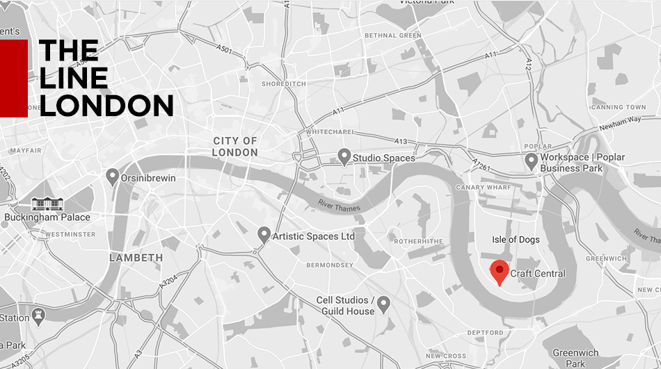 London 2021maps