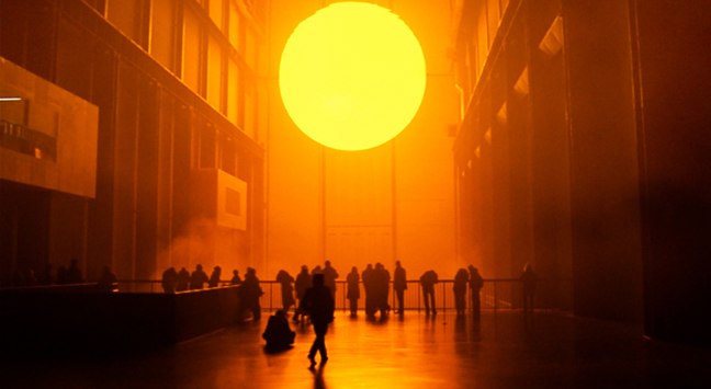 Featured artist: Olafur Eliasson | ITSLIQUID GROUP ...