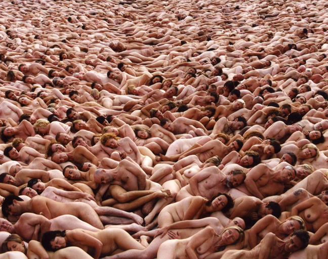 featured artist spencer tunick it s liquid group